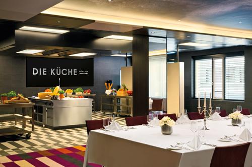 Hilton City Center Restaurant